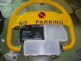 Blocage éloigné de barrière de position de stationnement avec le système alarmant