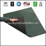 Carrelage en caoutchouc de couvre-tapis de plancher de la cour de jeu 1000*1000 extérieure pour la gymnastique