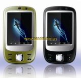 Quadribande Wii Windows ce téléphone mobile GPS (PTS168)