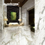 Mattonelle lucidate della parete o del pavimento lustrate getto di inchiostro con il reticolo di marmo