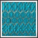 Геометрические Guipure кружевной вышивкой из полиэфирного волокна кружевом