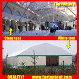 Transparentes Polygon-Dach-Festzelt-Zelt für Leute Seater Gast des Car Show-1500