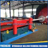 Máquina de trança de arame de aço inoxidável para mangueira de metal corrugada flexível