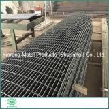 Reja de acero galvanizada de la INMERSIÓN caliente para el techo