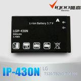 per la batteria del telefono mobile del LG Lgip-430n