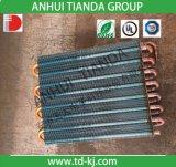 Air condensateur utilisé obligatoire de système d'Ahu de haute performance et de réfrigération