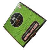 Rectángulo de la pizza de la cartulina acanalada para empaquetar