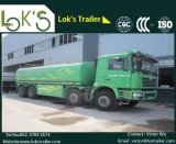 Camion de réservoir d'eau de Shacman