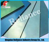 het Donkerblauwe Weerspiegelende Glas van 6mm/het Glas van het Venster/het Glas van de Bouw met ISO Cercificate