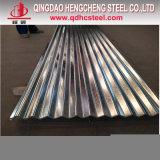 SGCCの長いスパンのプロフィール亜鉛波形の屋根ふきシート