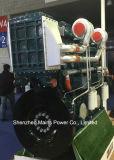 1400HP 1000rpm Yuchaiの海洋のディーゼル機関の手前側にあるボートモータータグボートエンジン