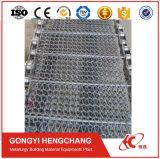 Secador de la banda transportadora del aire de Briqutte de la bola del carbón/del carbón de leña del precio de fábrica de China