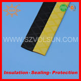25mm Black X-Parttern Non Slip Heat Shrink Tube