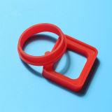 Parte di gomma modellata personalizzata per macchinario, costruente