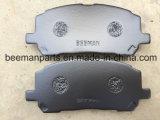トヨタの高地居住者D2218のための高品質の中国の製造業者ブレーキパッド
