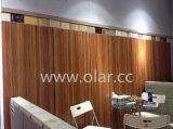 Уф-покрытием Wood-Grain план отделки салона пластины волокна цемента системной платы