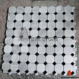 Wall/Water Medallion Floor Decorationのための大理石のStone Mosaic
