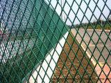 Электрическая гальванизированная сваренная панель загородки звена цепи ячеистой сети сетчатая