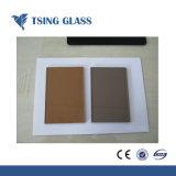 Bâtiment de couleur claire de verre flotté Verre plat