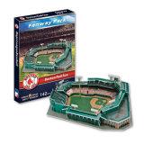O material de papel do modelo 142PCS do estádio dos miúdos brinca 3D o enigma 10219080