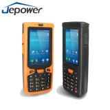 3G Scanner Androïde Gebaseerde PDA van de Streepjescode van de Lezing RFID van NFC 1d de 2D