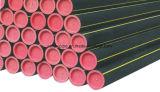 Hoog - dichtheids (polyethelene) PE Pijp voor de Levering van het Gas