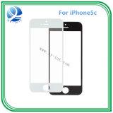 置換iPhone 5c OEMのための外スクリーンの前部ガラスレンズ