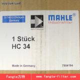 La HC34 7504194 Ovp Mahle cartucho de filtro de aceite hidráulico