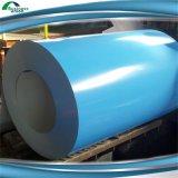 Bobine en acier colorée pour le matériau de construction de construction