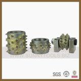 지면 부시 구체적인 망치를 용접하는 다이아몬드 중국 돌