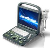 2.o explorador del ultrasonido de Doppler del color de 3D 4D para la cardiología abdominal de Elvt de la vena