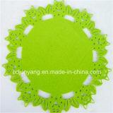 Fieltro de colores personalizados de alta calidad lugar Mat