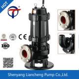 5.5kw 6 Zoll Wq blockierungsfreie Abwasser-Pumpen-Klärschlamm-Aufzug-Pumpe