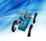Канализации и сливной трубопровод инспекционная камера с робота на гусеничном ходу, панорамирования / наклона, 180м кабель