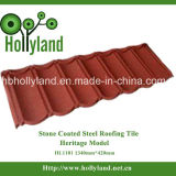 Каменный Coated стальной лист крыши (классическая плитка)