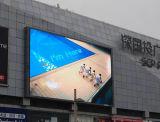 Pantalla a todo color al aire libre de P3.91 LED para hacer publicidad