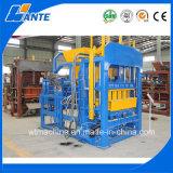 Bloc concret vibré par Qt10-15 faisant la machine à vendre, machine de fabrication de brique électrique