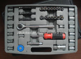 Preiswerter Preis, Handwerkzeug des Mechaniker-99PC eingestellt mit Kombinations-Hilfsmitteln