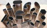 L'acciaio inossidabile ha profilato il tubo AISI 304