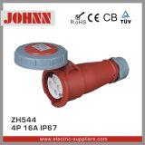 IP67 Verbinder der Qualitäts-4p 16A für industrielles