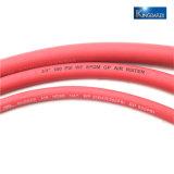 Flexibles Gummigas-umsponnener Luft-Schlauch