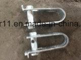 Крепежных деталей веревочки провода Китая струбцины винта столба оптовых круглые