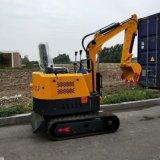 Escavatore di scavatura 0.8t 1t del cingolo della macchina della fabbrica della Cina piccolo