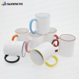 Sunmeta Sublimation Blank Ceramic Mugs per Customized Design