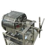 Appuyez sur la plaque de filtre à huile, appuyez sur le filtre du séparateur du filtre de la plaque d'huile,