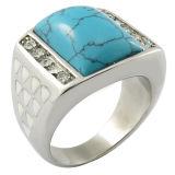 Brass Ring Dubai Estilo de piedra grande