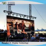 SMD P6 HD écran LED de plein air Piscine plein écran LED de couleur pour la publicité