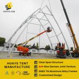 Huaye 15m Kathedrale-Form-Zelt für Hochzeiten (hy043b)