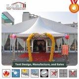500 mensen 15X40m OpenluchtTenten van het Huwelijk met de Decoratie van de Luxe