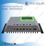 PWM 12V 24V 40A Qualitäts-Solarcontroller für Sonnensystem
